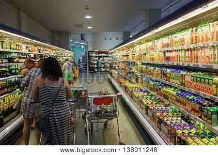 Janet Grand Market Nessebar
