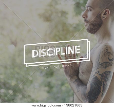 Discipline Common Control Regulation Spirit Concept