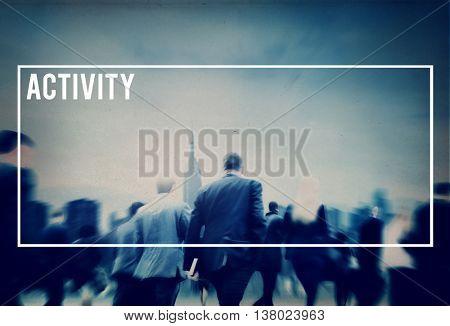 Activity Hobbies Recreational Pursuit Recreation Concept