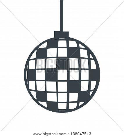 monochrome outline disco ball vector photo bigstock rh bigstockphoto com disco ball vector illustrator disco ball vector free download