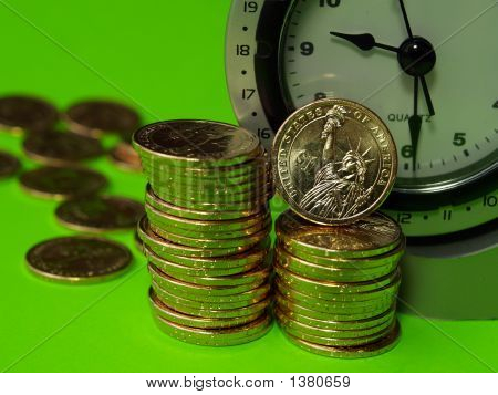 The Time Is Money