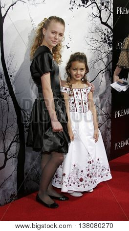 Courtney Taylor at the Los Angeles premiere of 'Premonition' held at the Cinerama Dome in Hollywood, USA on March 12, 2007.