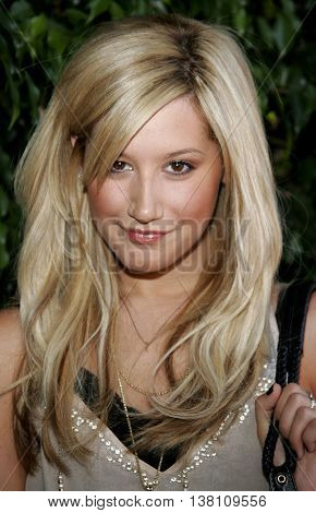 Ashley Tisdale at the 2006 Children's Choice Awards held at the Palladium in Hollywood, USA on May 11, 2006.