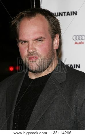 Ethan Suplee at the AFI Centerpiece Gala Screening of 'The Fountain' held at the Grauman's Chinese Theatre in Hollywood, USA on November 11, 2006.