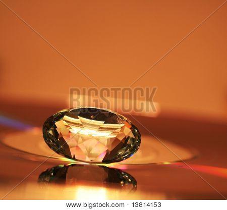 Beautiful jewel poster