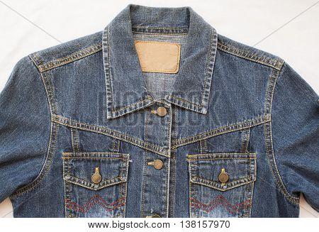 background texture design cloth jeans denim jacket