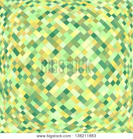 Abstract Colorful Checkered Background.