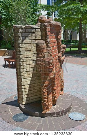 CHARLOTTE NORTH CAROLINA 06 20 2016 :Brick Association of the Carolinas commissioned
