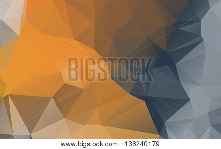 Abstract multicolor background polygonal design illustration graphic