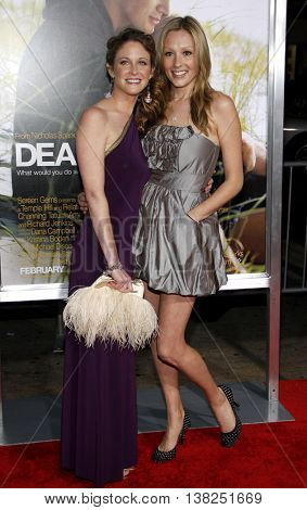 Deja Kreutzberg at the World premiere of 'Dear John' held at the Grauman's Chinese Theater in Hollywood, USA on February 1, 2010.