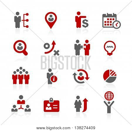 Business Efficiency Icons