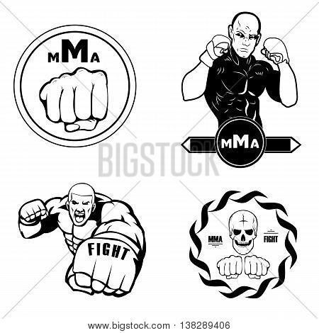 mma. hand to hand combat. fighting without rules.