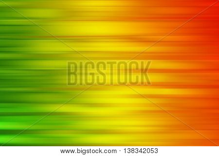 Green yellow and orange colors used to create abstract background
