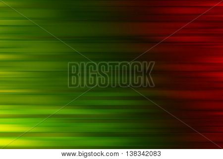 Yellow green and red colors used to create abstract background