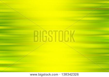 Yellow and green blend to create abstract background