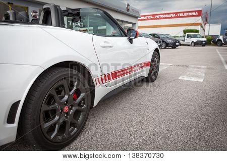 Fiat Abarth 124 Spider 2016