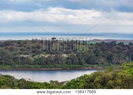 Tower Hill Reserve And Ocean