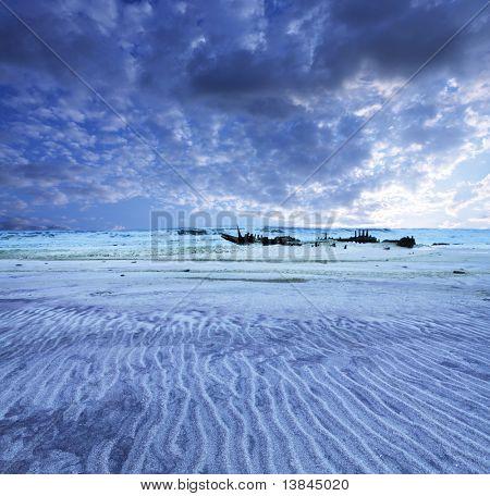 sceleton coast