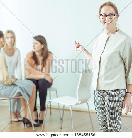 Seminar For Modern Active Woman