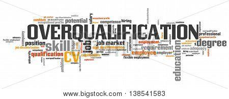 Overqualification