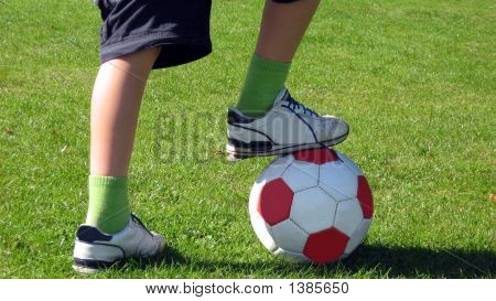 Football/ Sport Item.