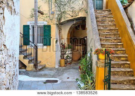 Sinarades, Corfu