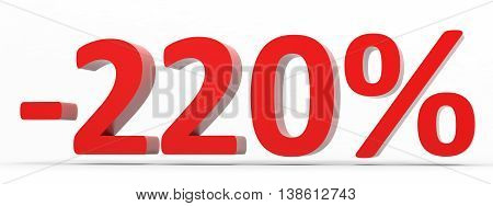 Discount 220 Percent Off Sale.