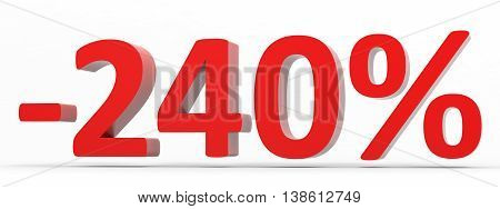 Discount 240 Percent Off Sale.