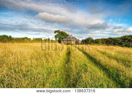 Castle Canyke In Bodmin