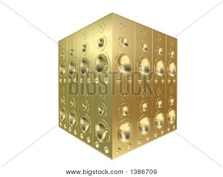 Golden Speakers