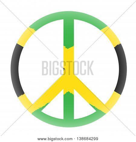 Peace, Vector Illustration
