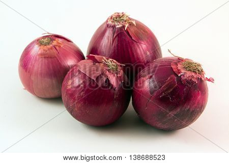 Organic Red Onions -  Sweet and perfect for all types of cooking and culinary dishes