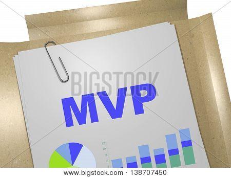 Mvp Business Concept