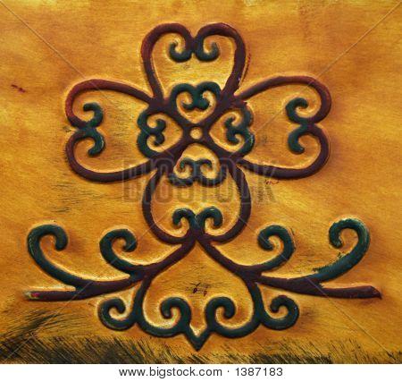 Dekorativ Details
