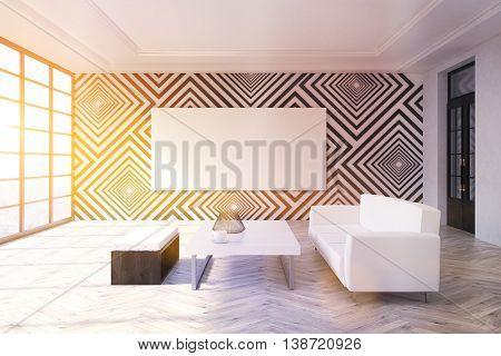 Modern Living Room Toning