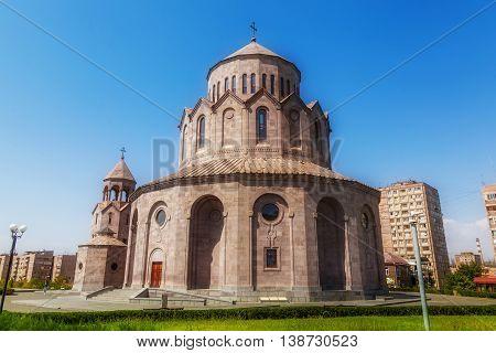 The Gregorian Temple
