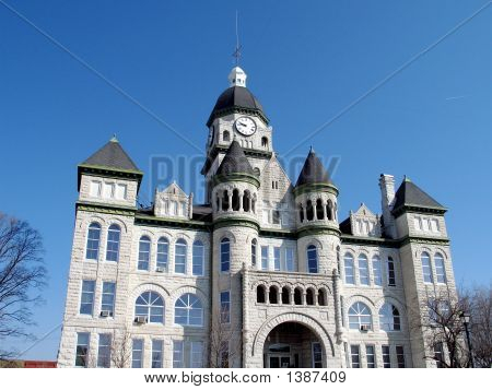 County Building Carthage Missouri