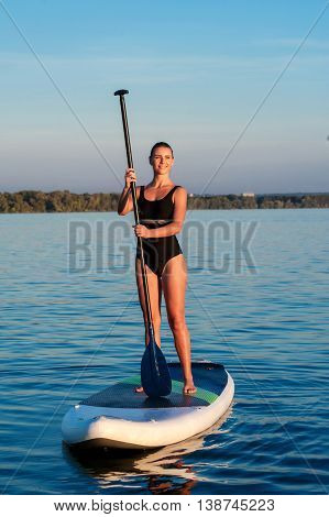 Sup Stand Up Paddle Board Woman Paddle Boarding20