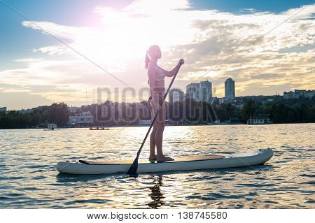 Sup Stand Up Paddle Board Woman Paddle Boarding17