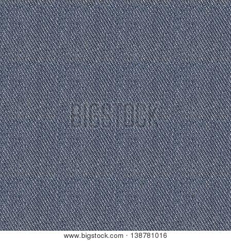 new blue denim textile seamless texture background