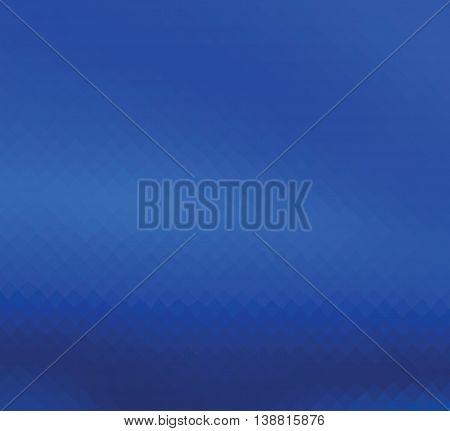 Blue quadrilaterals illustration. Quadrilaterals design. Quadrilaterals mosaic.