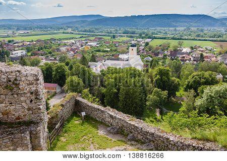 The Village Beckov, Slovakia