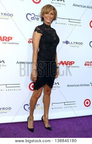 LOS ANGELES - JUL 16:  Nicole Ari Parker at the HollyRod Presents 18th Annual DesignCare at the Sugar Ray Leonard's Estate on July 16, 2016 in Pacific Palisades, CA