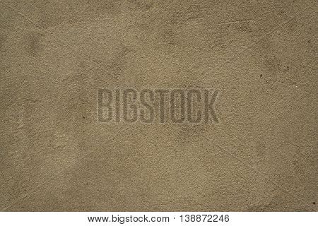 Plaster, plaster texture, plaster background. Old brick wall with plaster, photo texture, seamless background, brown