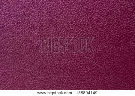Surface of Leatherette Leatherette texture Leatherette background