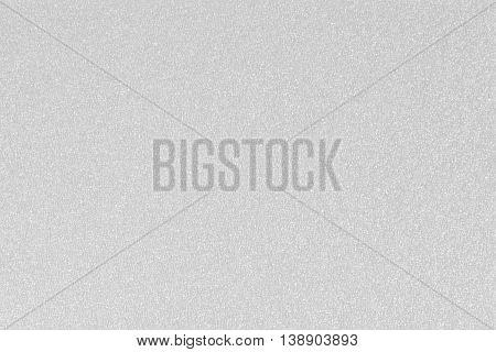 Gray grainy plastic texture background, close up