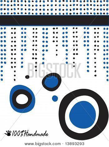 Handmade Dots and Circles