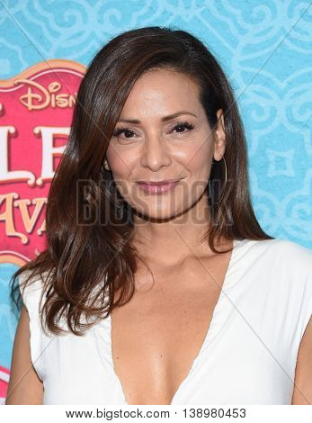 "LOS ANGELES - JUL 16:  Constance Marie arrives to the Disney Channel's ""Elena of Avalor"" Los Angeles Premiere on July 16, 2016 in Beverly Hills, CA"