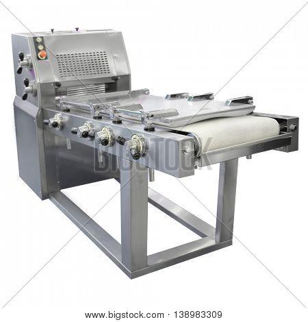 image of a baking machine