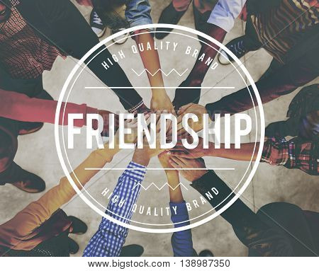 Friendship Community Partnership Relation Team Concept